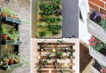 Diy Vertical Pallet Garden - 15 brilliant diy vertical indoor garden ideas to help you create