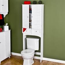 stunning bathroom shelf over toilet space saver for white painted
