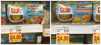 dole fruit bowls grab dole fruit cups in coconut water for as low as 1 00 at
