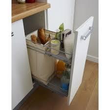 meuble cuisine 30 cm caisson de cuisine bas b30 delinia blanc l 30 x h 85 x p 56 cm