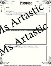 primary writing activities prompts and coloring sheets