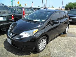 nissan versa s plus 2015 nissan versa note s plus 4dr hatchback in houston tx