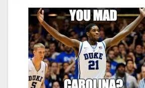 Unc Basketball Meme - carolina basketball memes