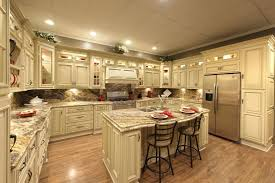 Tall Kitchen Cabinets Majestic Design Ideas  Pictures Options - Long kitchen cabinets