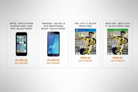 black friday iphone best black friday tech and gaming deals in south africa