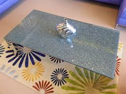 replace broken glass table top shatique chrome shattered glass coffee table nickel polished picture