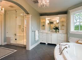 large bathroom designs large plate glass window next to bathtub modern look bathroom