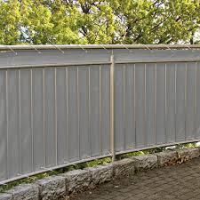 balkon sichtschutz grau balkonsichtschutz grau