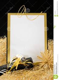 black and gold new year u0027s eve invitation stock images image