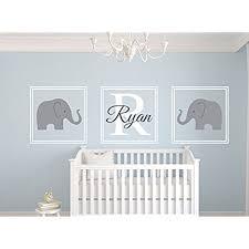 Nursery Decore Elephant Nursery Decor Ca