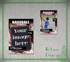 trading card template psd baseball trading card template sample