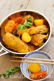 livre cuisine vietnamienne poulet au curry mijoté la cuisine de amal