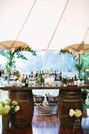 wedding setup 5 unique wedding bar setups that say it s time to
