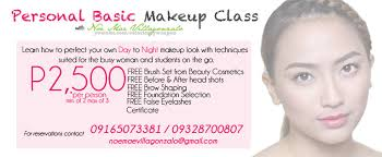 make up classes for colorismyweapon by noe mae personal basic makeup class it s back