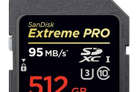 amazon black friday deal sd card sandisk sandisk u0027s 512gb sd card is the biggest in the world the verge
