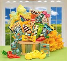 best easter basket chocolate easter baskets