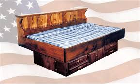 Youth Bed Frames Waterbed Pine Youth Bed Single Size Waterbeds Frames