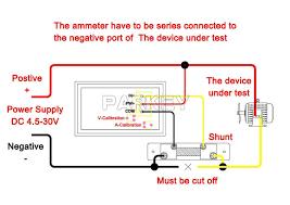 electrical ammeter hook up u2013 readingrat net