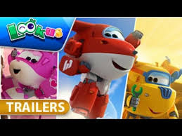 film kartun english official super wings trailer 01 youtube