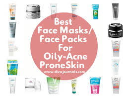 best face masks for oily acne prone skin diva journals