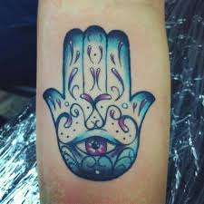 45 popular hamsa tattoo designs for women with meaning