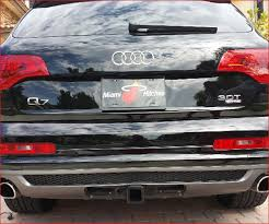 audi q7 towing package trailer hitches installation for audi q7 hialeah broward miami
