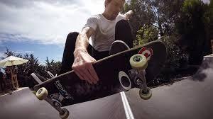 gopro shaun white u0027s backyard mini ramp shaun white videos