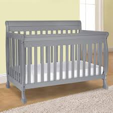 Grey Convertible Cribs Davinci Kalani 4 In 1 Convertible Crib With Toddler Bed Conversion