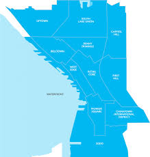 Seattle District Map by Free Outdoor Summer Concerts In Seattle Greater Seattle On The Cheap