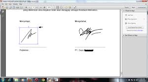 membuat tanda tangan digital gratis cara mengedit text menambahkan tandatangan pada file pdf ciungtips
