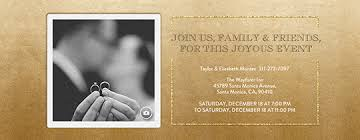 wedding invitations for friends online wedding invitations with rsvp tracking evite