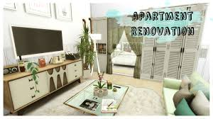 sims 4 apartment renovation ii art district house mods for