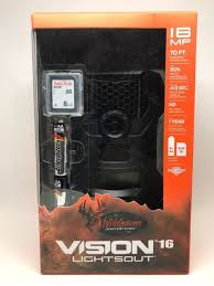 wildgame innovations lights out wildgame innovations vision 16 lightsout 16mp trail camera v16b1w2 7