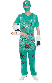 Bloody Nurse Halloween Costume Bloody Nurse U0026 Surgeon Combination Jokers Masquerade