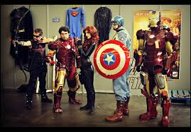 Avengers Halloween Costumes 5 Tv Shows Movies Halloween Costume Ideas