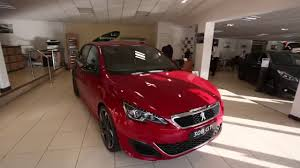 peugeot build and price 2016 peugeot 308 gti limited edition start up and in depth review