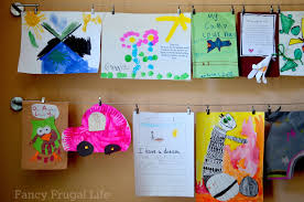 Arts And Craft Storage For Kids - frugal organization for kids craft supplies kids activities