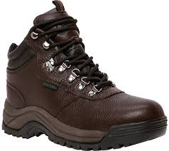 propet cliff walker boot bronco brown shoes hiking boots m