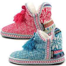 womens slipper boots size 9 slippers us size 9 for ebay