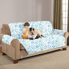 Sofa Protector Quilted Water Absorbent Reversible Furniture Protectors Sofa