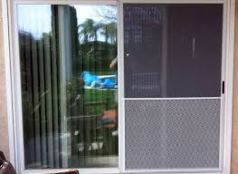 door after sleek solar shade sliding screen patio door amazing