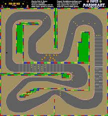 Metroid Nes Map Super Mario Kart Mario Circuit 4 Map Snes Super Nintendo