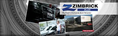 lexus used madison zimbrick audi new audi dealership in madison wi 53713