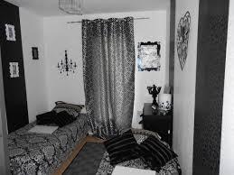chambre baroque noir et chambre adulte noir ide dco chambre adulte noir with chambre adulte