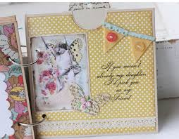 pretty photo albums 129 best mini albums floral frilly images on mini