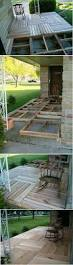 Seating Out Of Pallets by Best 25 Pallet Patio Decks Ideas On Pinterest Pallet Deck