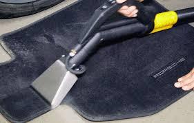 nettoyer siege voiture vapeur le nettoyage automobile avec un nettoyeur vapeur dupray