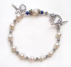 rosary bracelet best 25 rosary bracelet ideas on rosario rosary