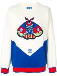 adidas sweater adidas ea sweatshirt farfetch