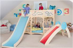 CedarWorks Playbeds Are What Dreams Are Made Of Playful Bunk Beds - Dreams bunk beds